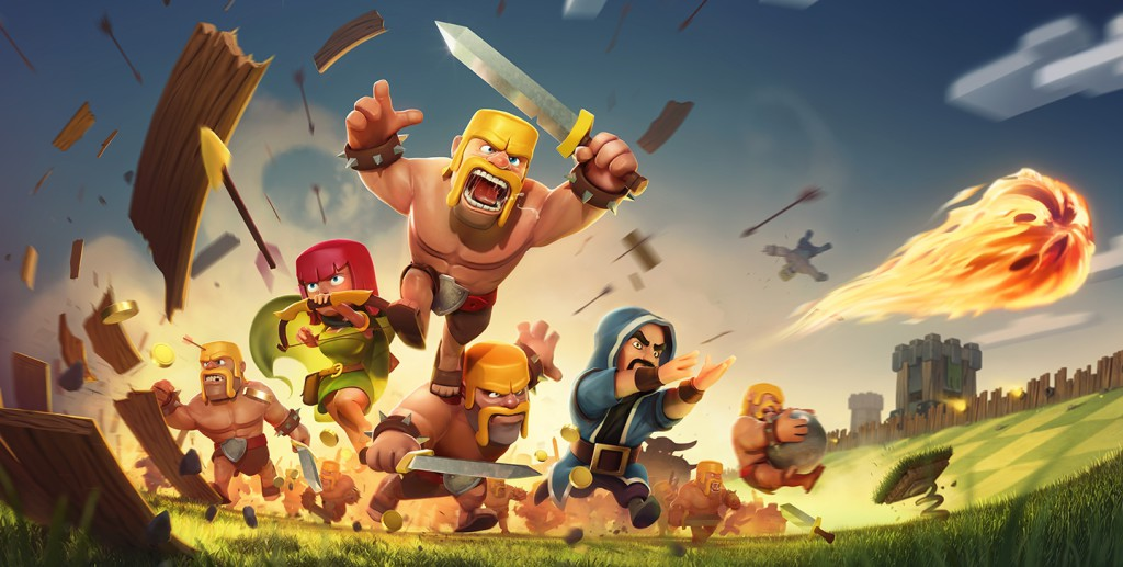 Clash Of Clans Featured