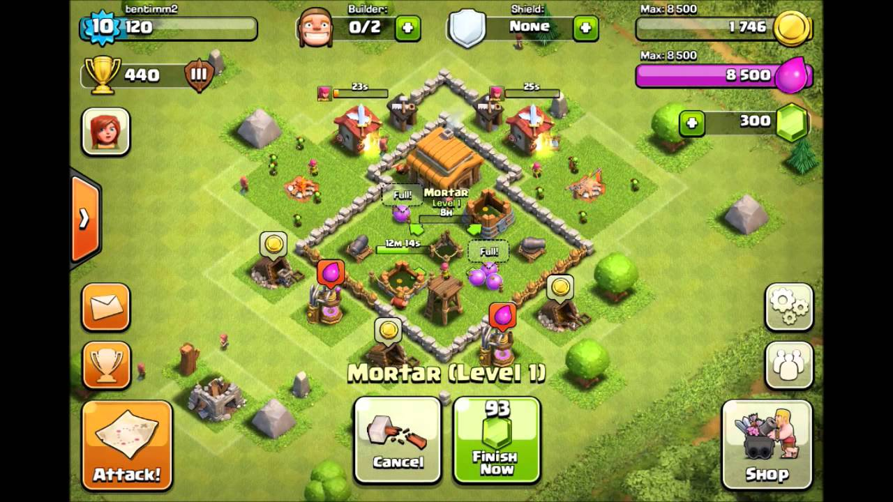 Town Hall Level 3 Strategy Guide - Clash of Clans Tips